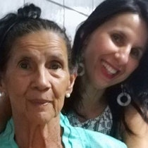 My mother and all mothers around the world