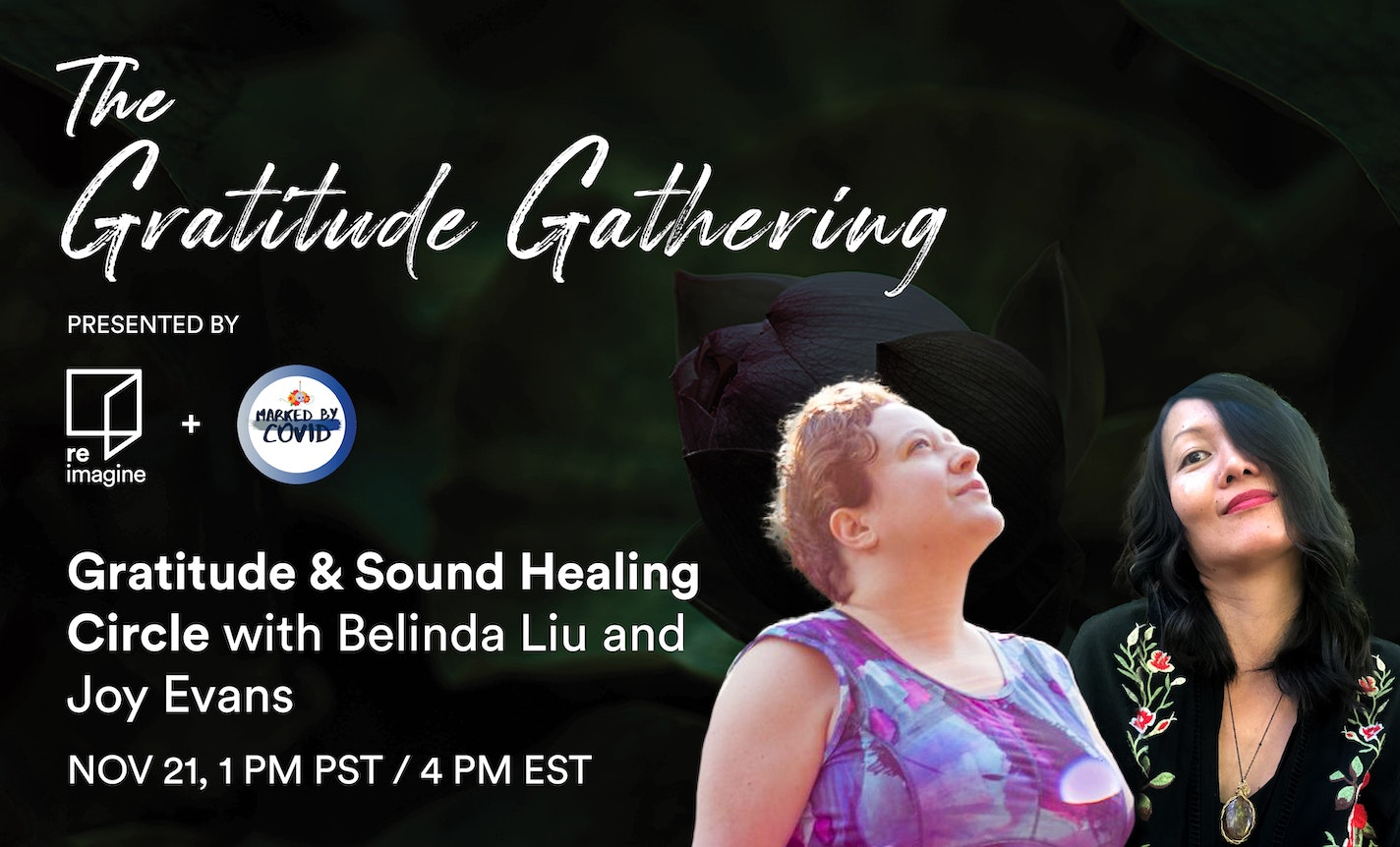 The Gratitude Gathering: Gratitude & Sound Healing Circle