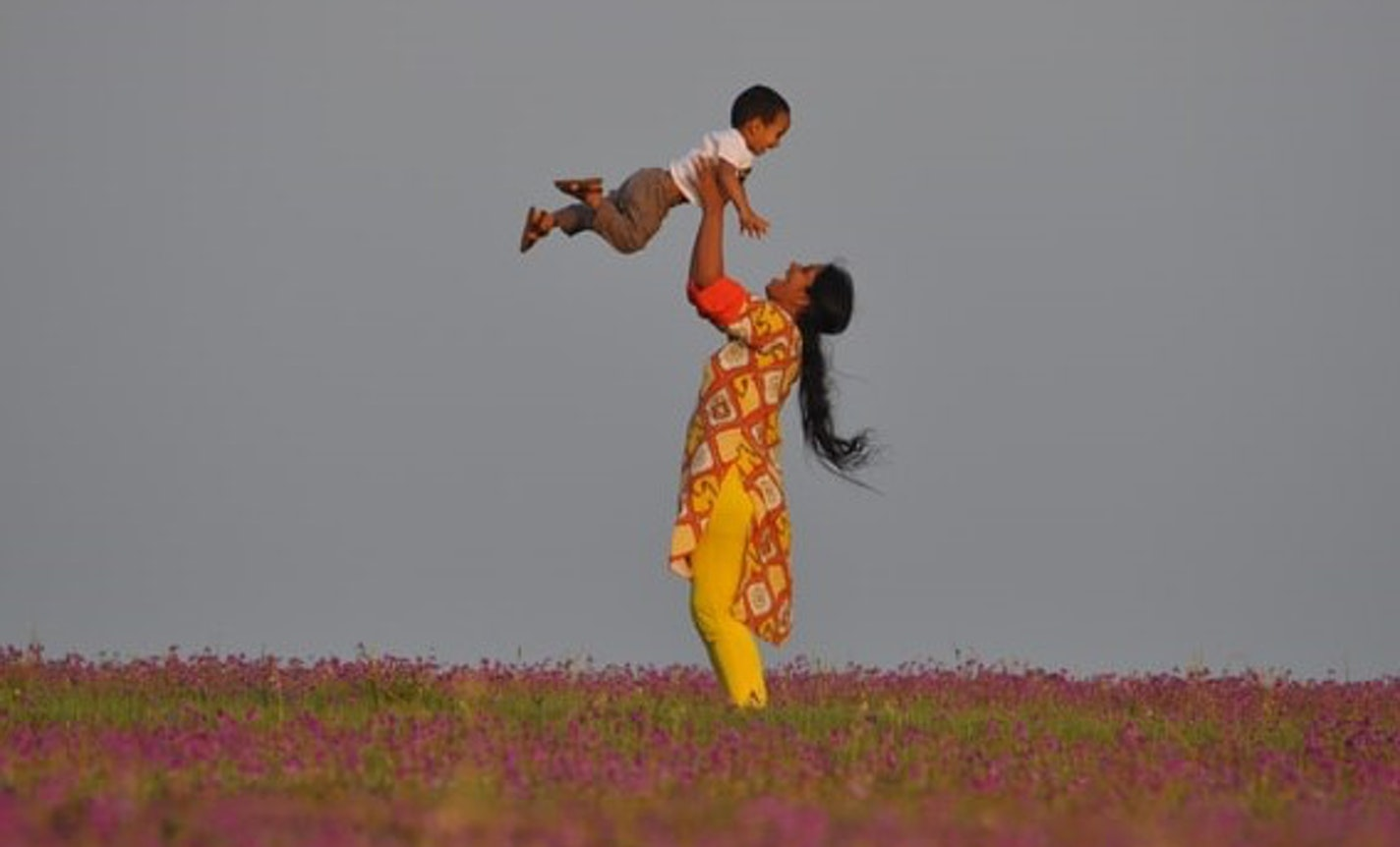 Dancing the Mother's Strength