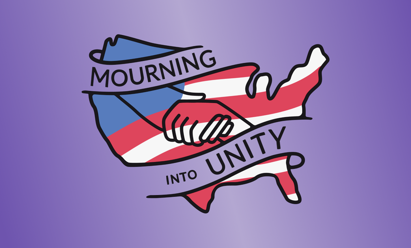 "Organize Your Own Community's ""Mourning Into Unity"" Vigil"