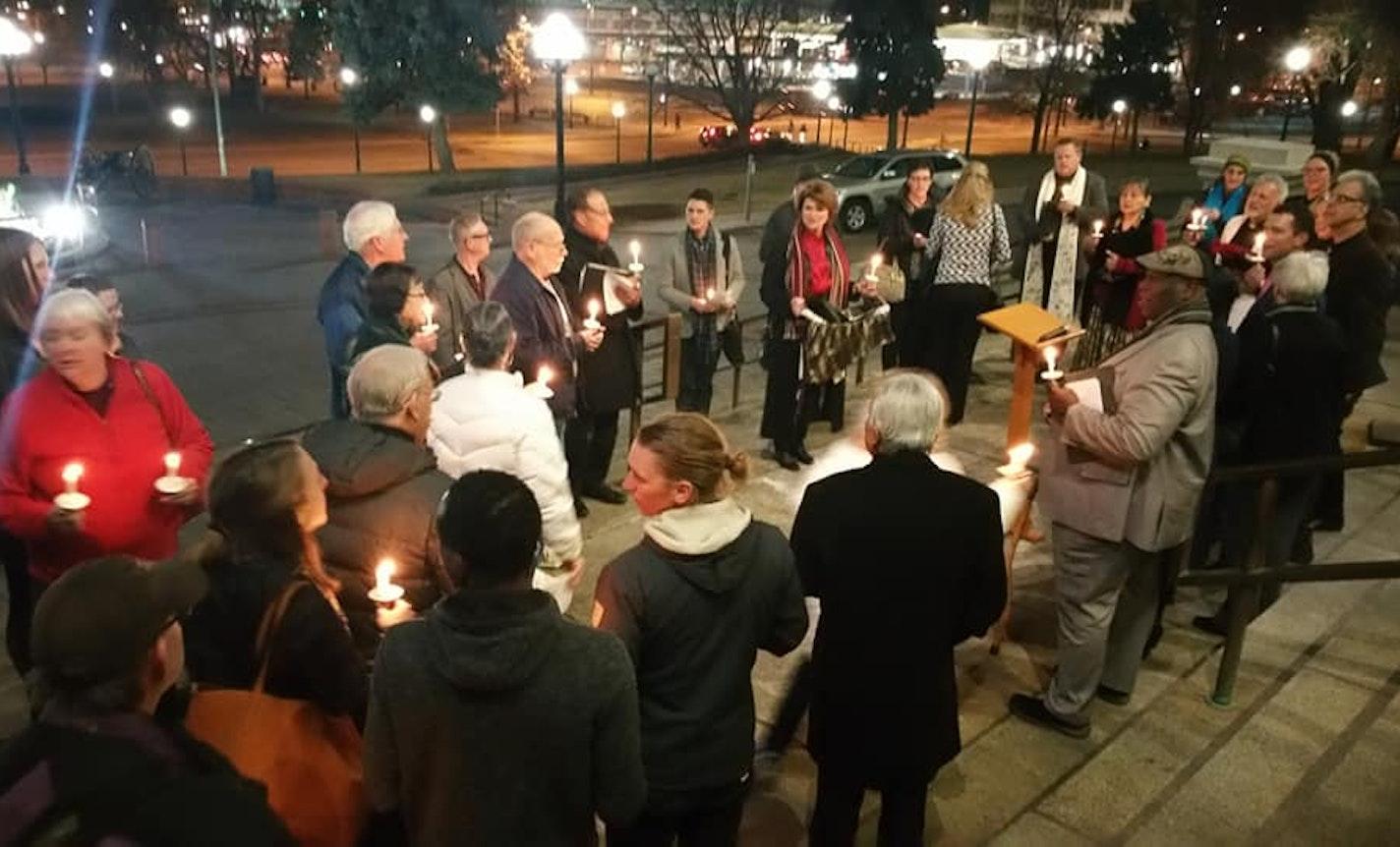 Mourning to Unity: Denver, Colorado