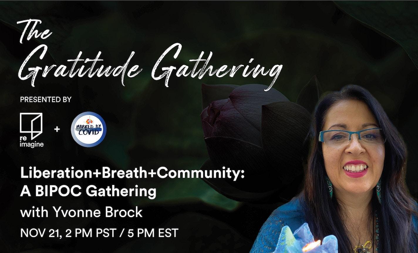 Liberation+Breath+Community: A BIPOC Gathering