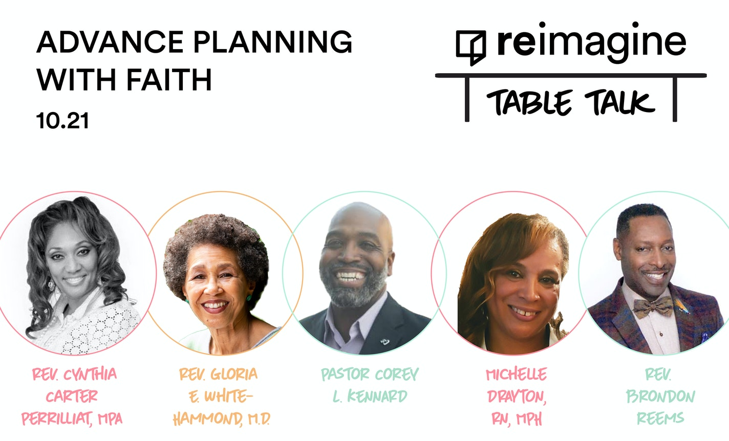 Taking Care Of Business: Advance Planning With Faith