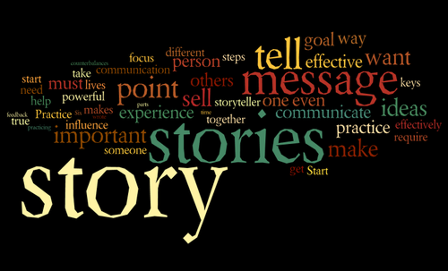 Sharing Stories:  A Facilitated Group Discussion