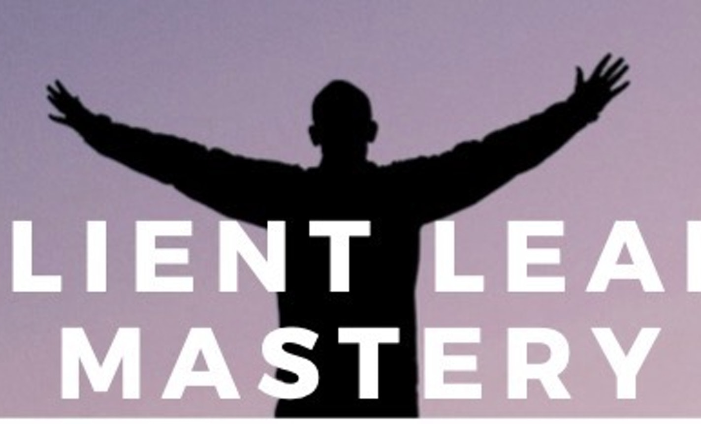 Resilient Leadership Mastery