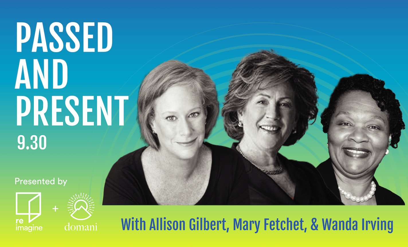 Passed & Present with Mary Fetchet and Wanda Irving