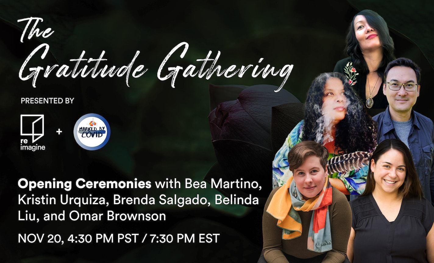 The Gratitude Gathering, Day 1: Opening Ceremonies