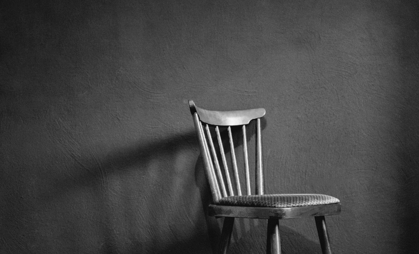 The Empty Chair and Holiday Grief