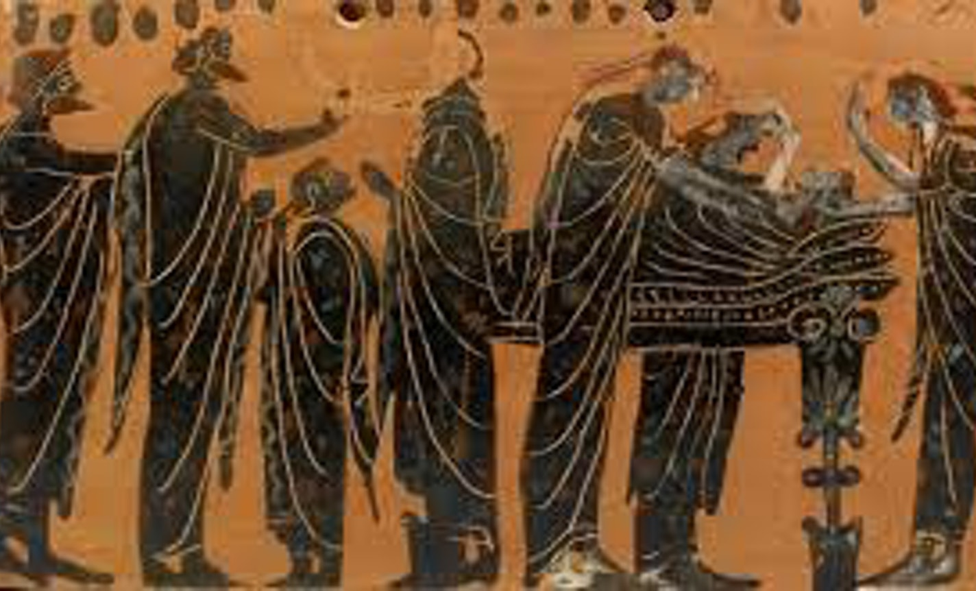 A Life Preparing for Death: Tales from Ancient Greece