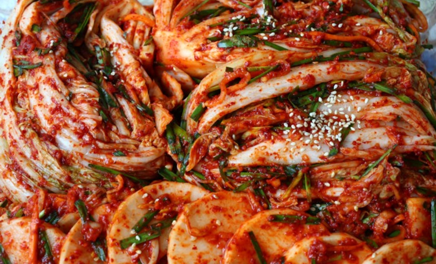 Preserve and Nourish: Kimchi Making and Storytelling