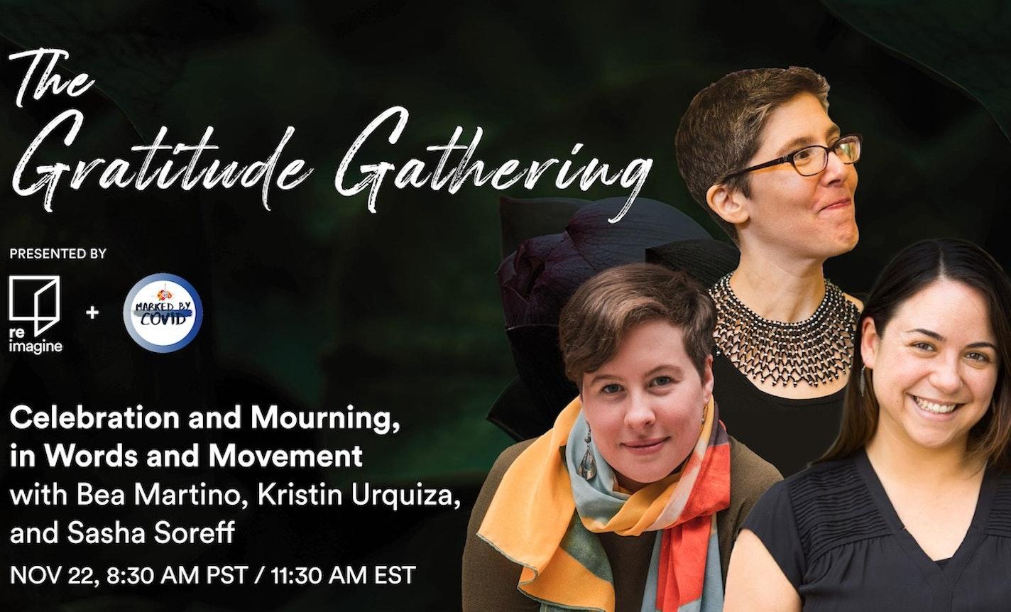 The Gratitude Gathering, Day 3: Celebration