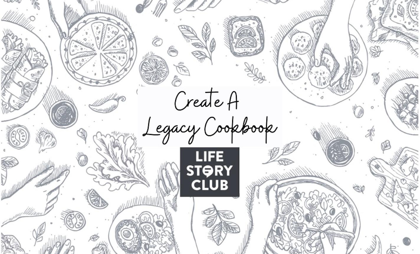 Create a Legacy Cookbook