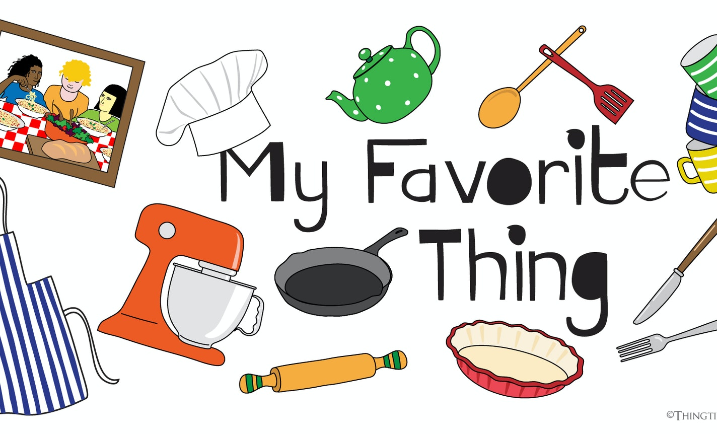 Show & Tale: My Favorite Thing (Covid Kitchen Edition)