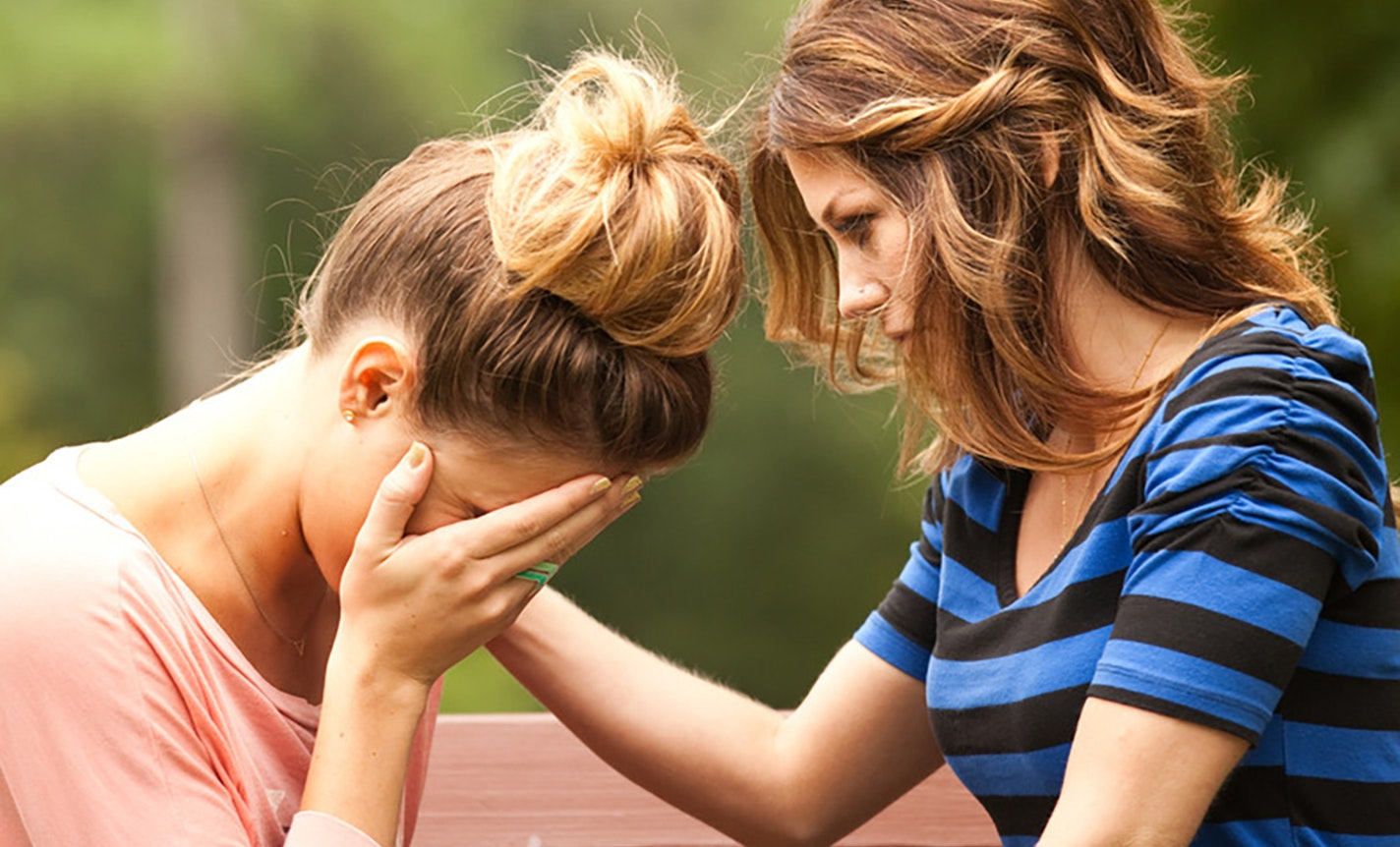 What to Say and What Not to Say to Someone Grieving
