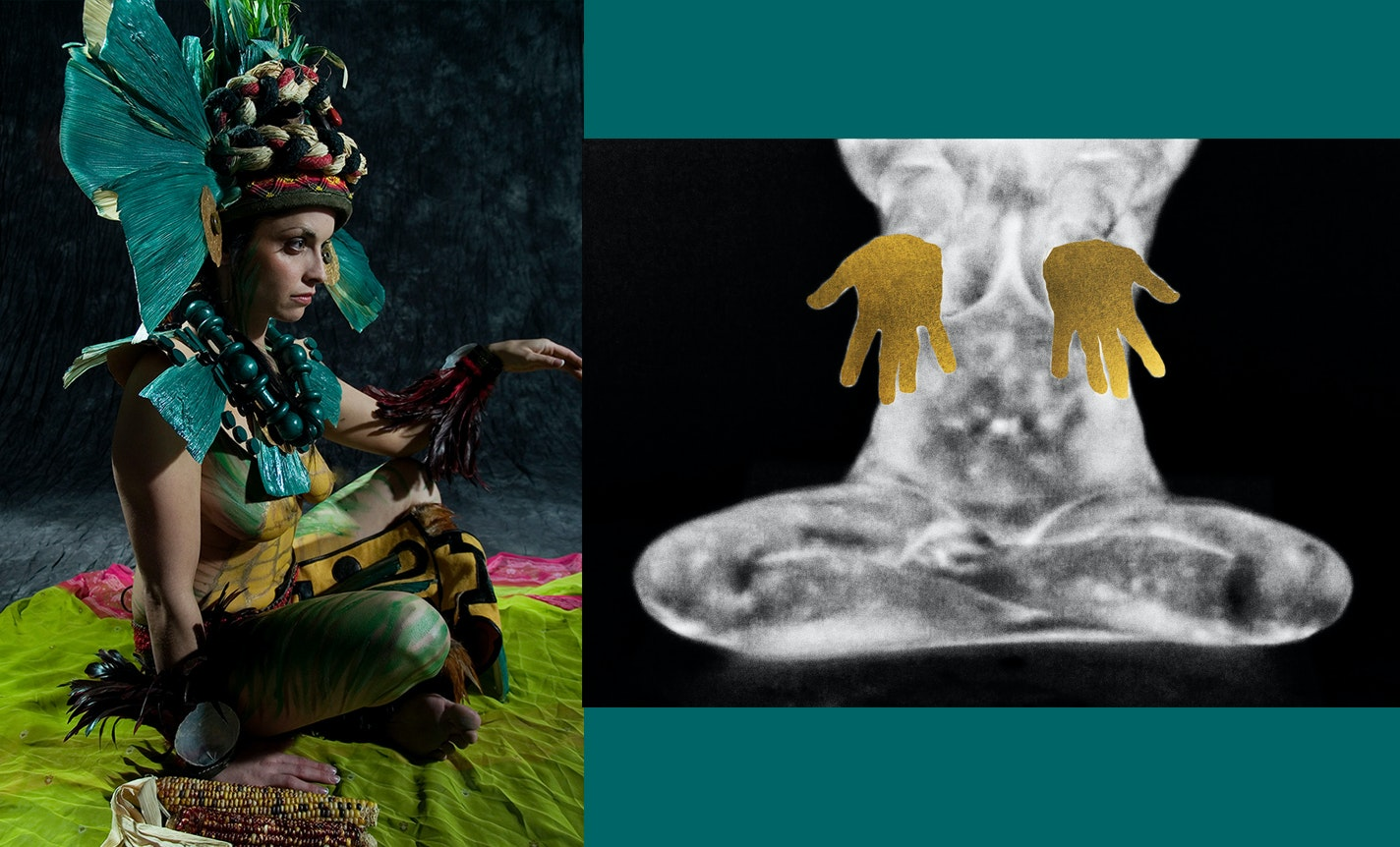 Art Exhibition: 'Quietus' + 'Deidades' November 3 - 21, 2021
