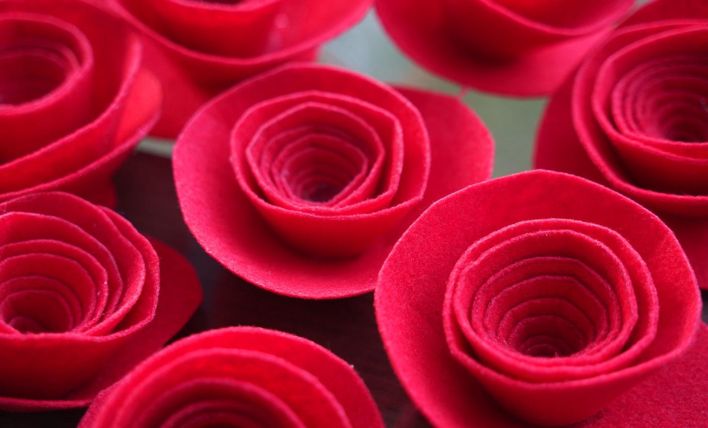 Rose River Memorial: Gather Online to Make Roses