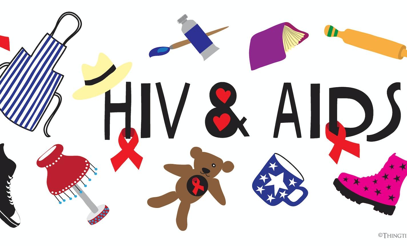 Show & Tale: HIV & AIDS