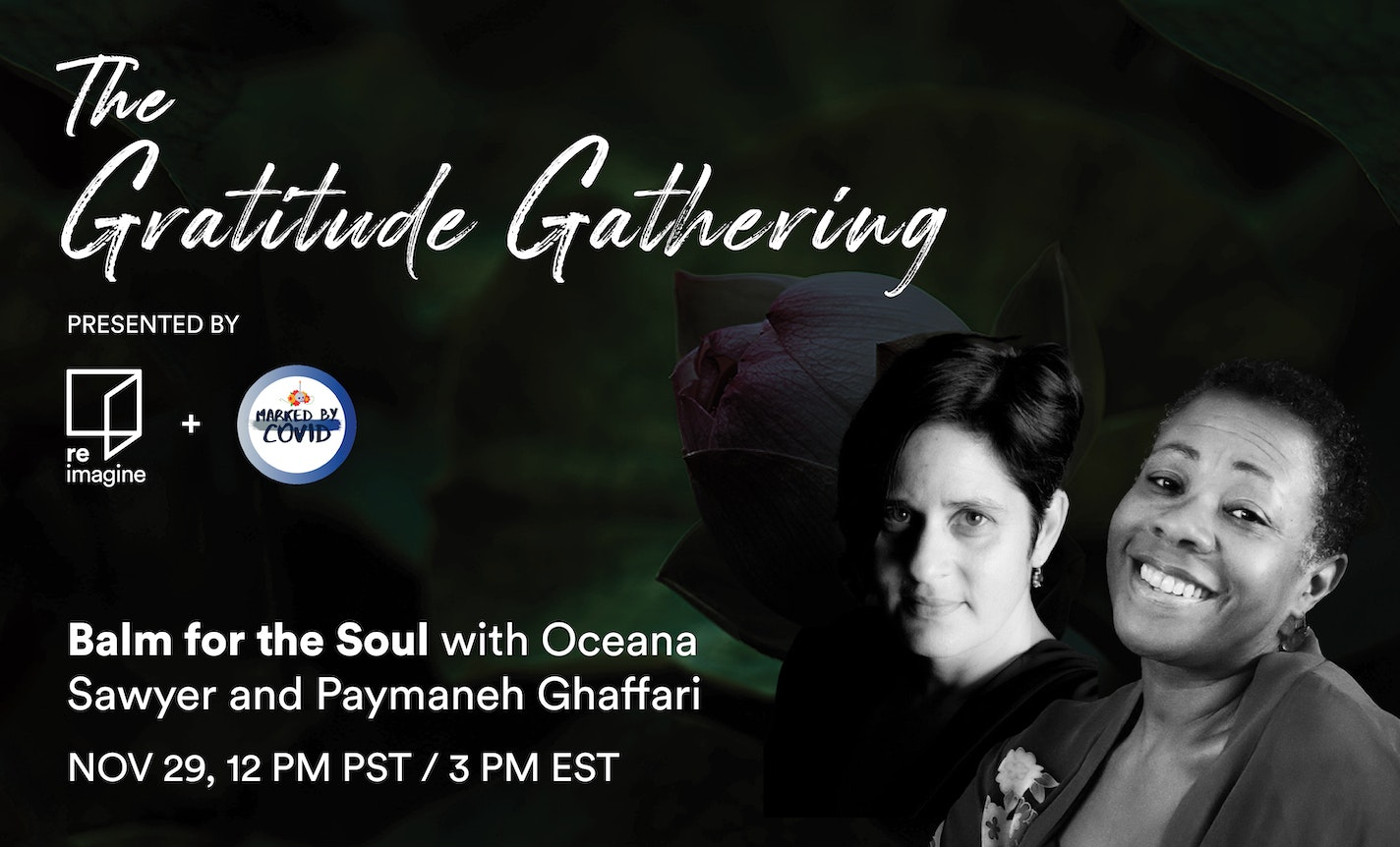 The Gratitude Gathering: Balm for the Soul