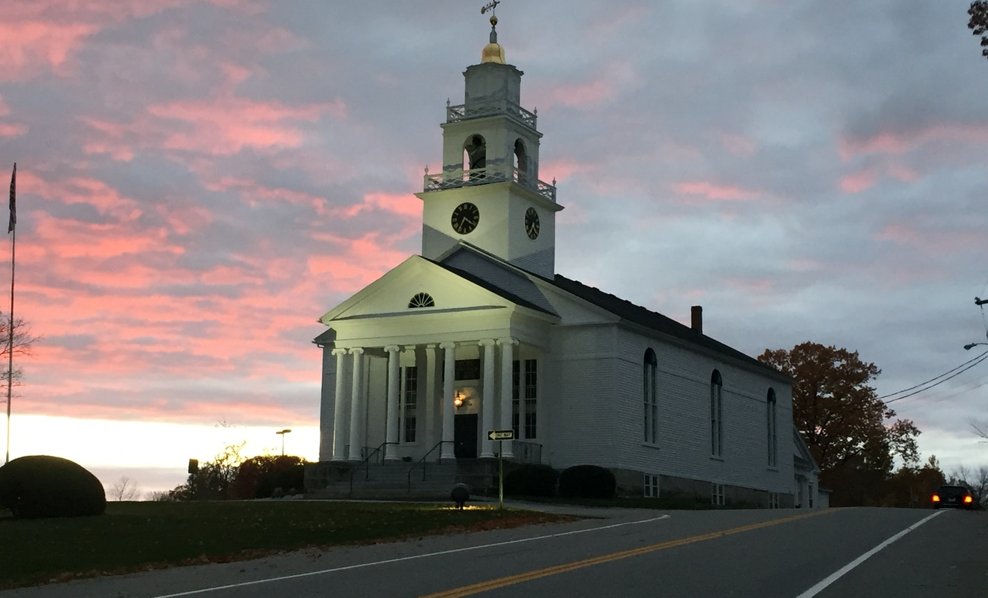 Mourning Into Unity: New Hampshire Council of Churches