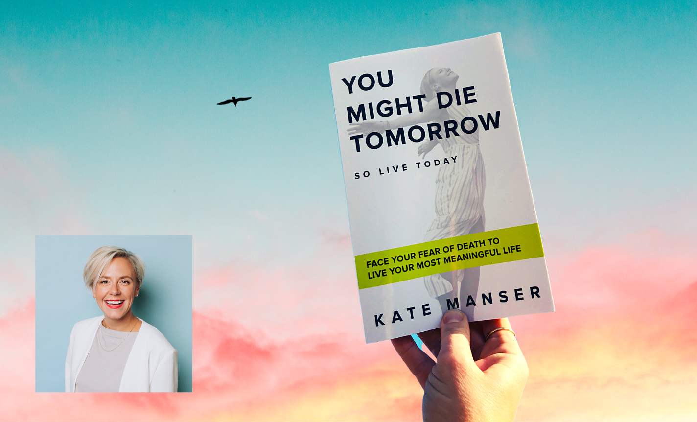 YOU MIGHT DIE TOMORROW: Author reading + Q&A