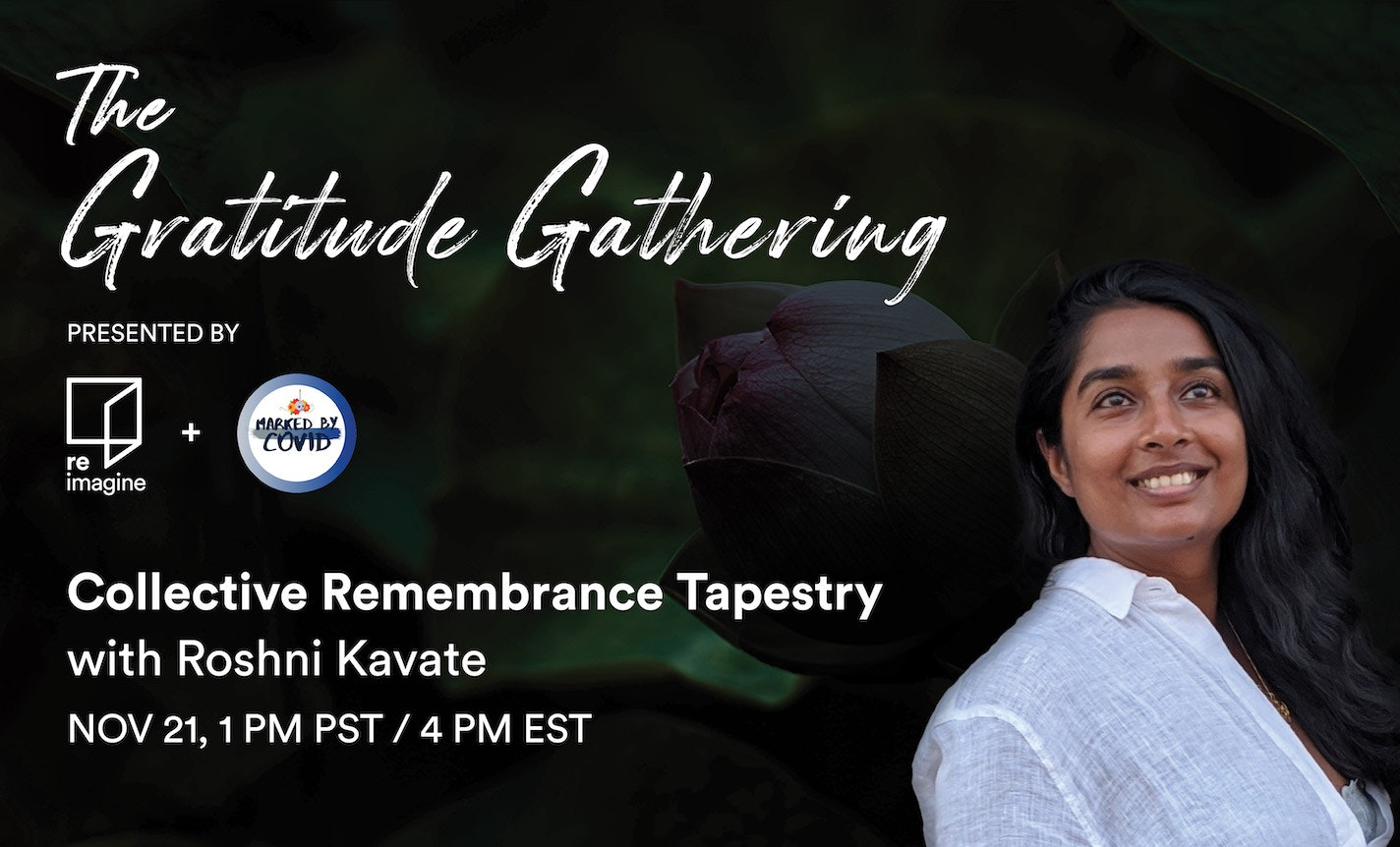 The Gratitude Gathering: Collective Remembrance Tapestry