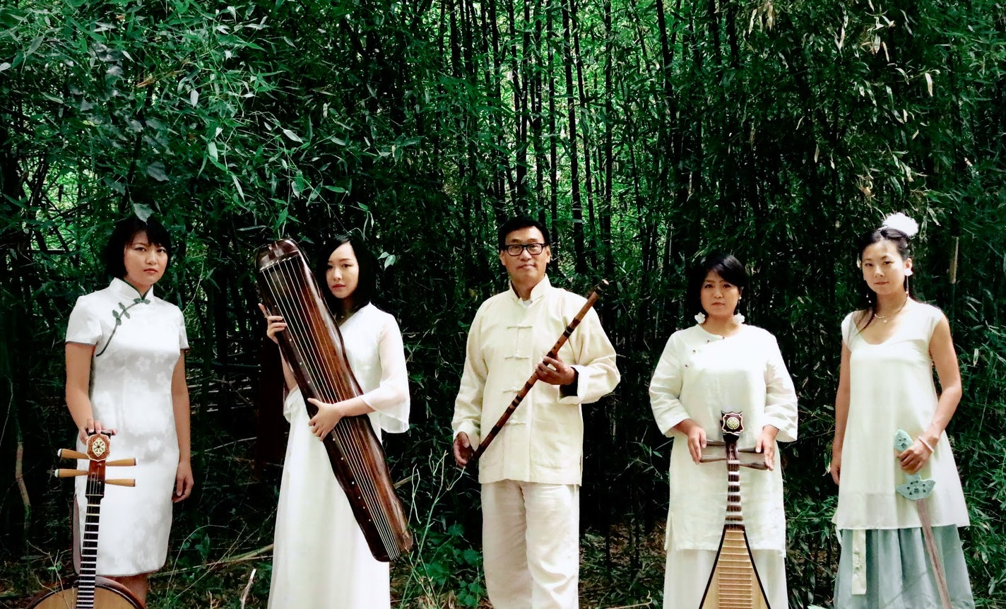 Music of Healing: A Traditional Virtual Chinese Concert