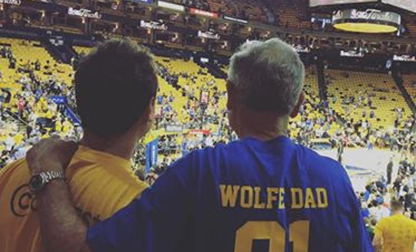 Dose of Togetherness: Brad Wolfe in Conversation w/ His Dad