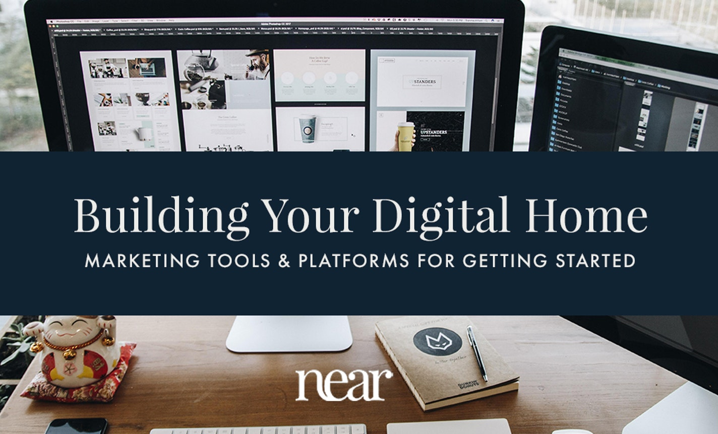 Building Your Digital Home: Tools & Platforms to Get Started