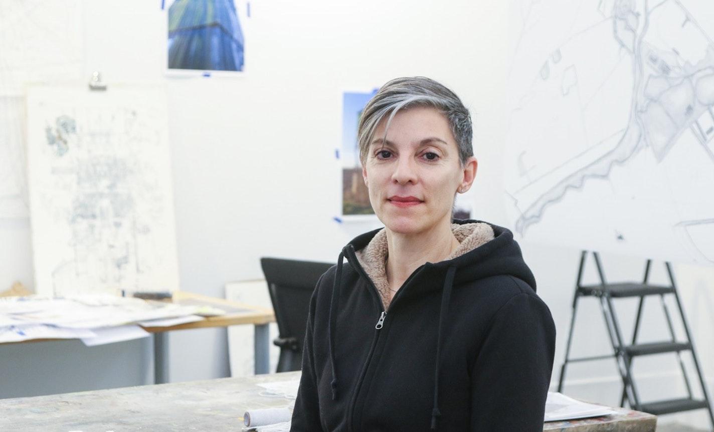 VSVN x Wave Hill Studio Visits: Maya Ciarrocchi