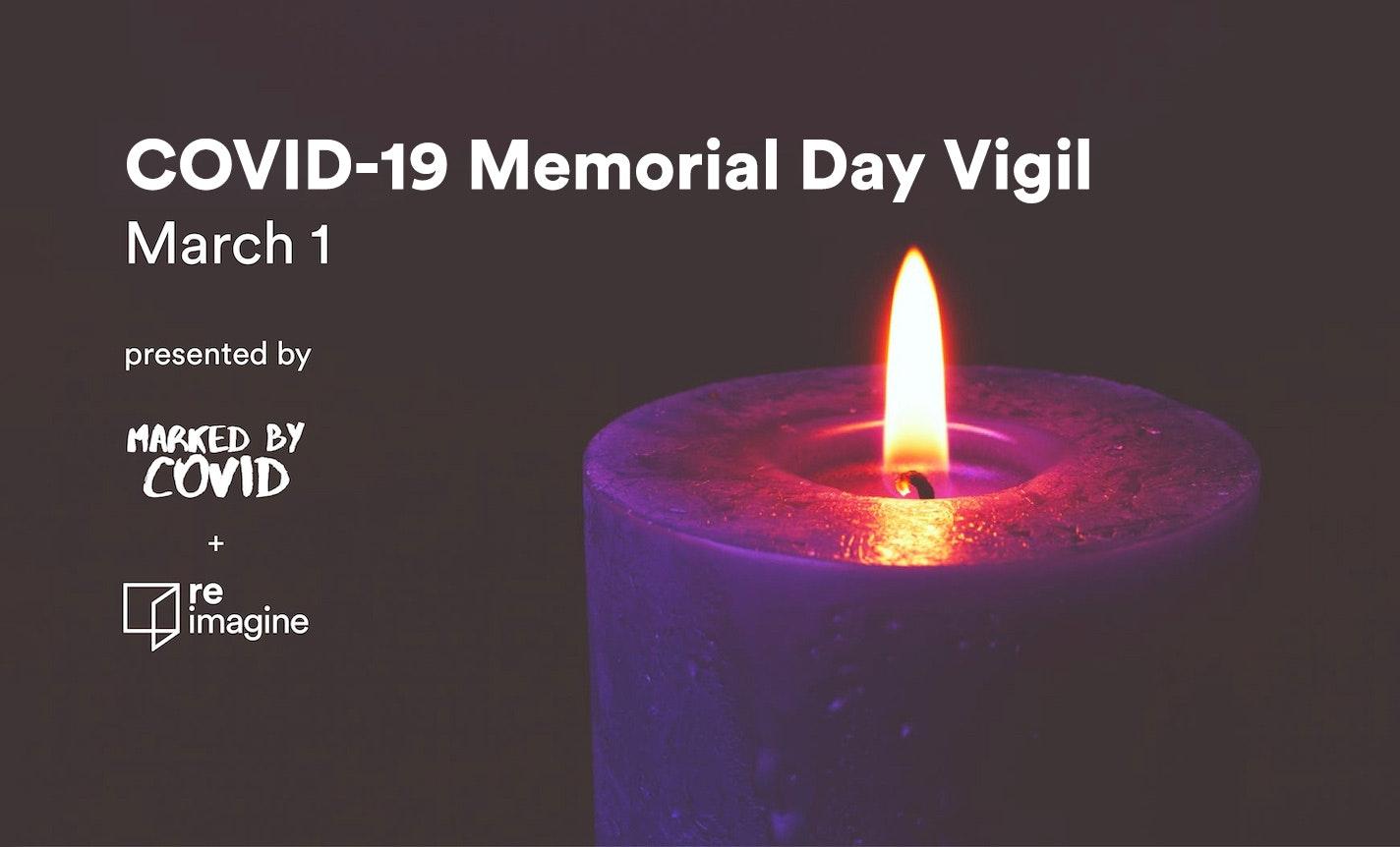 COVID-19 Memorial Day Vigil