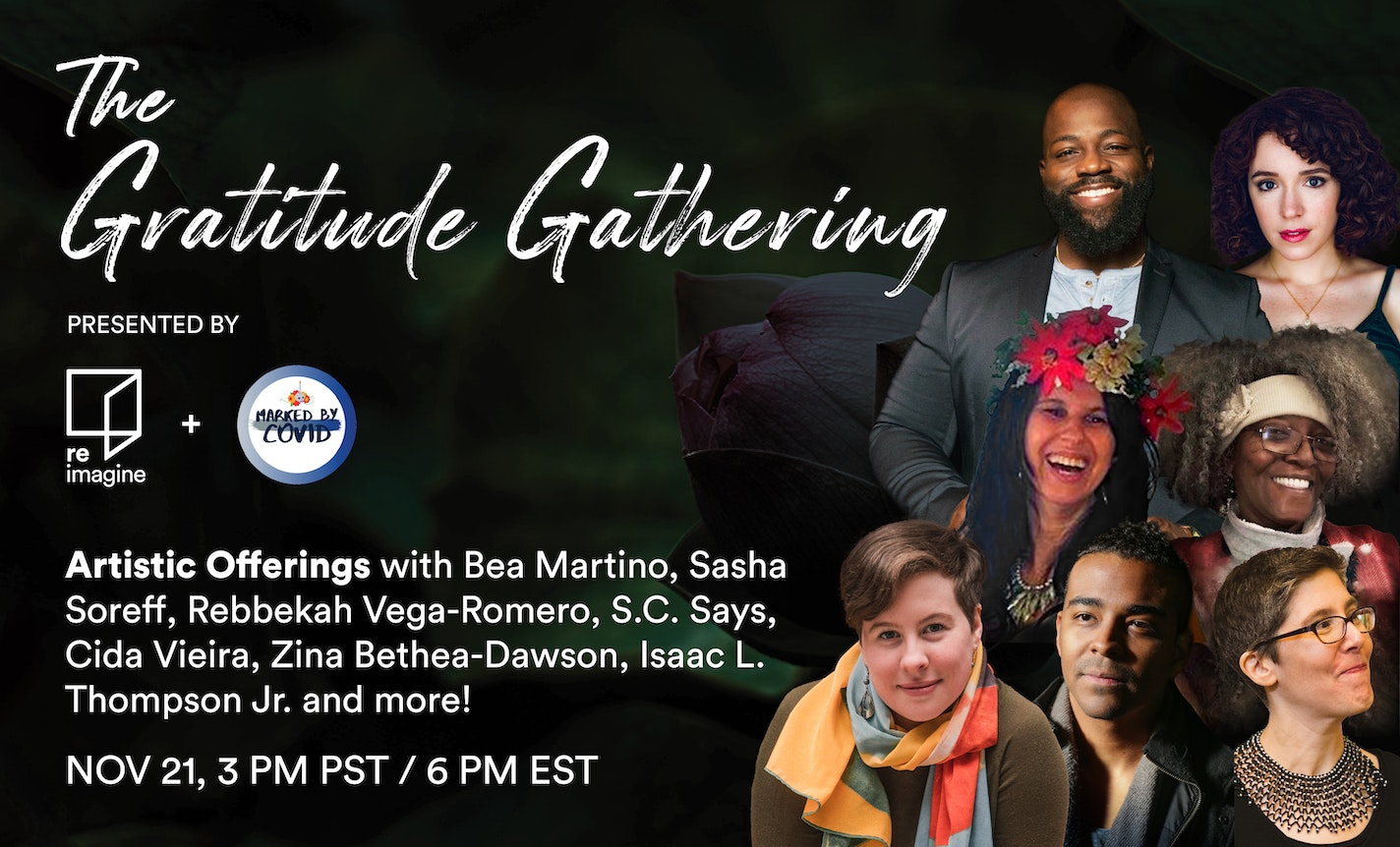 The Gratitude Gathering: Artistic Offerings