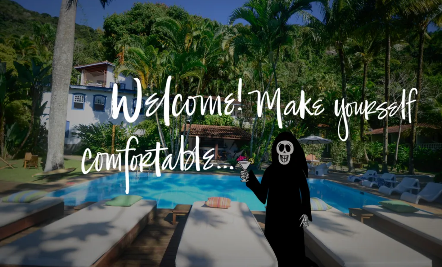 Let's Talk About Death – on Halloween!