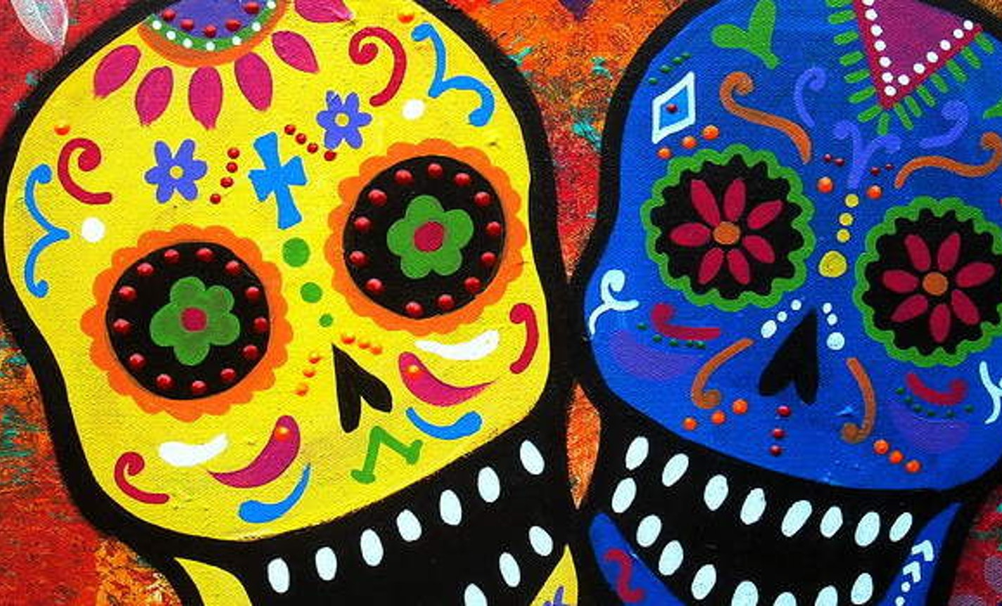 Día de Muertos (Day of the Dead Celebration)