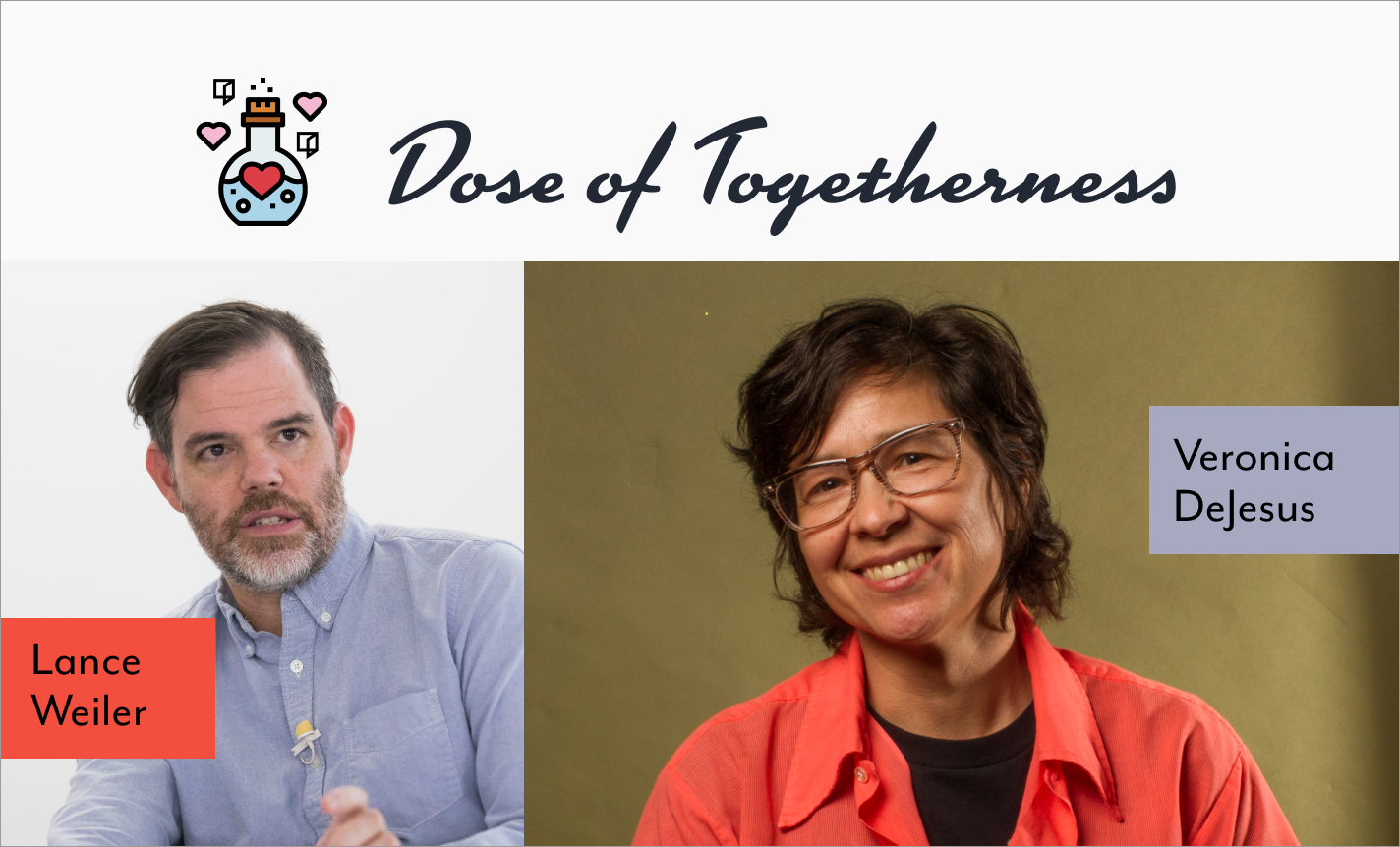 Dose of Togetherness: Shared Narratives of Healing