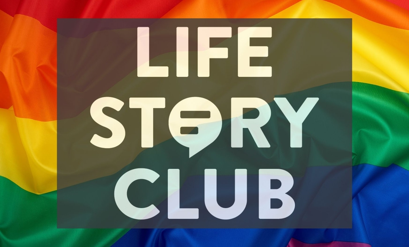 LGBTQ+ Pride Stories Recording Event with Life Story Club