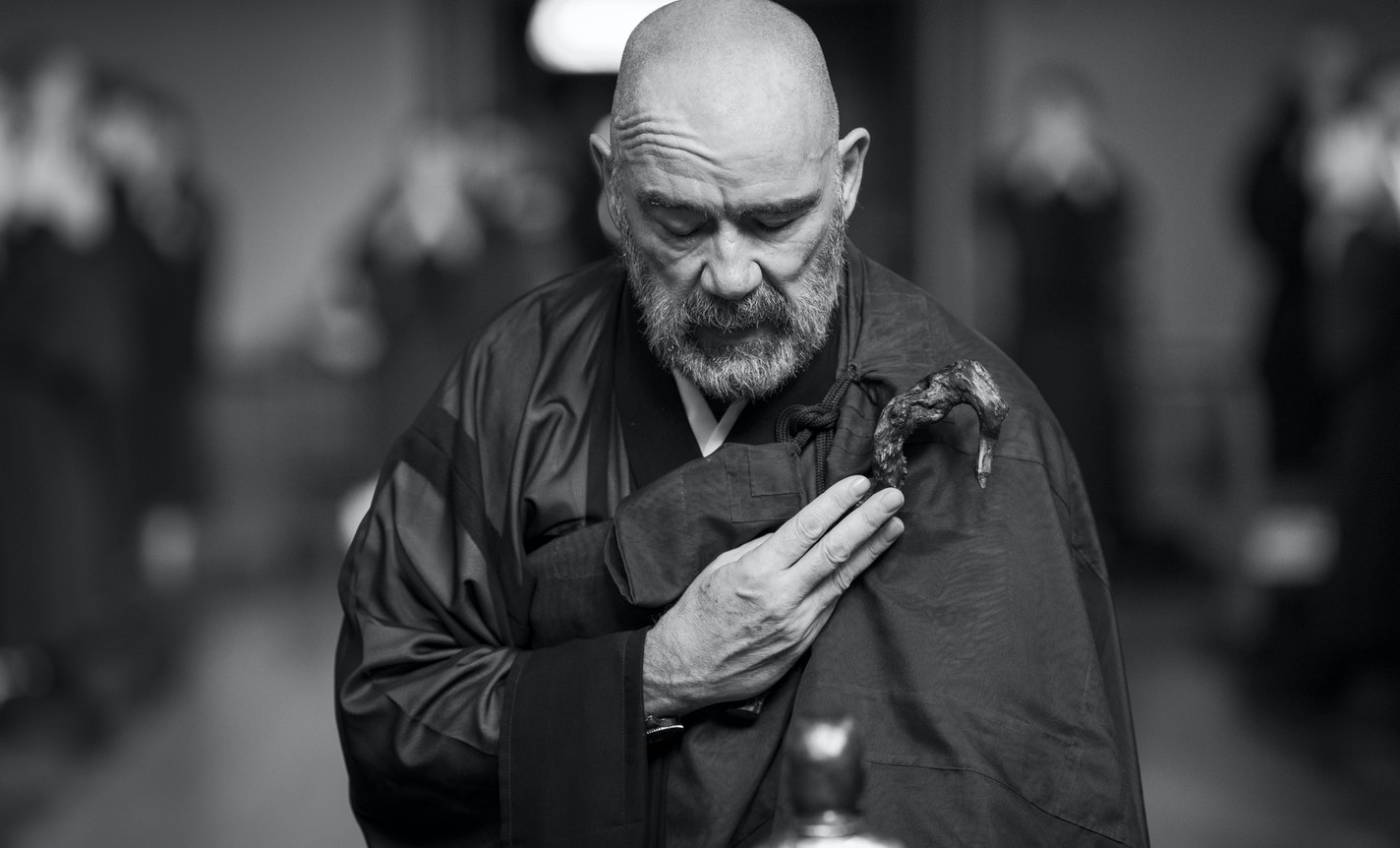 Guided Meditation and Dharma Talk with Sensei Chodo Campbell