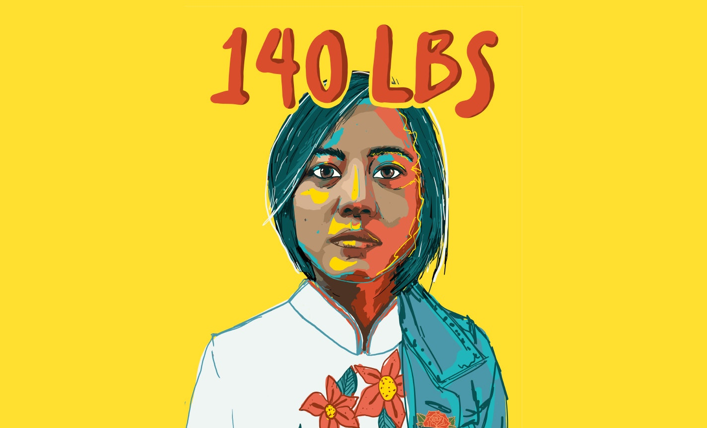 """""""140 LBS: How Beauty Killed My Mother,"""" Solo Performance"""