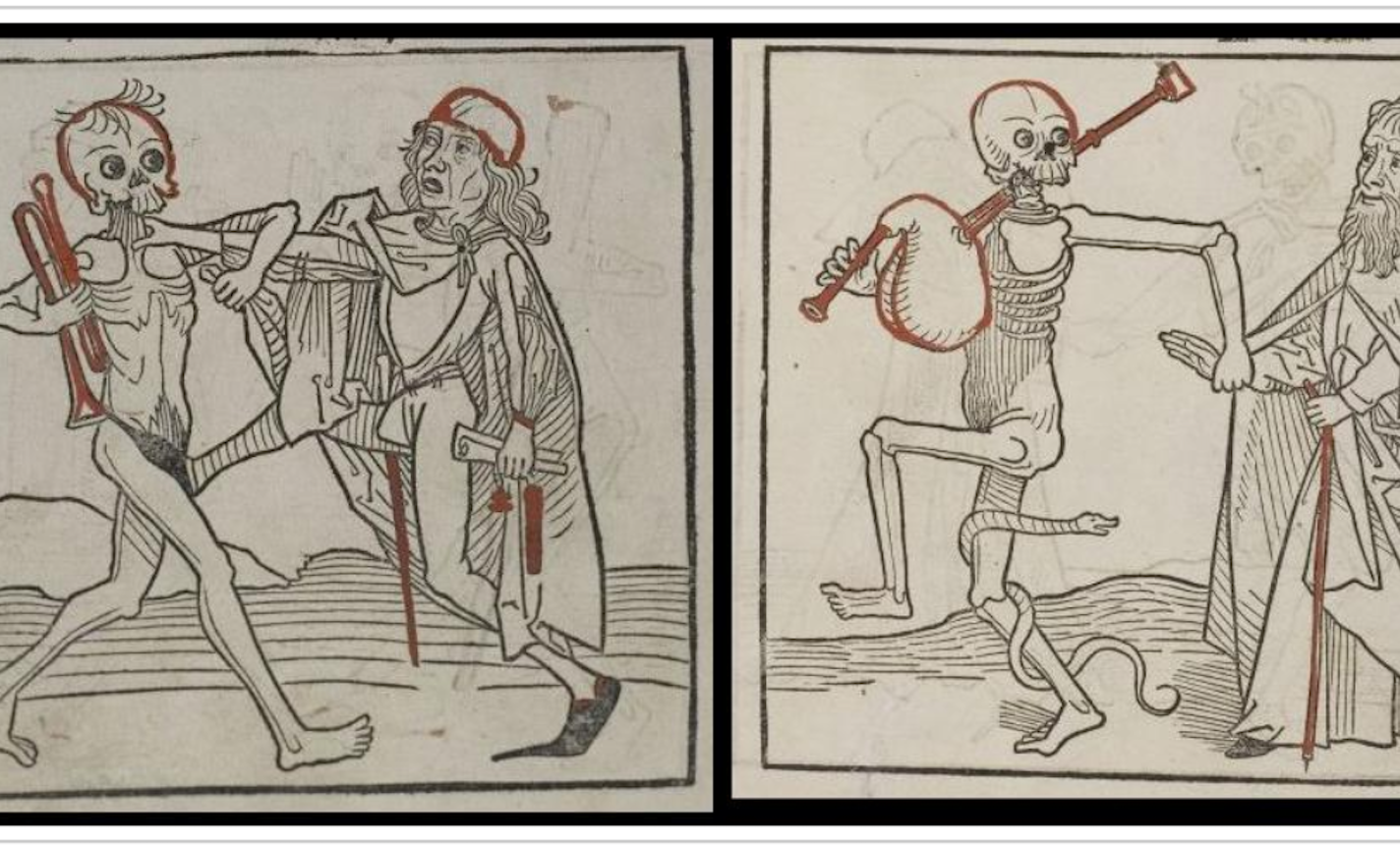 Choreographing the Dance of Death