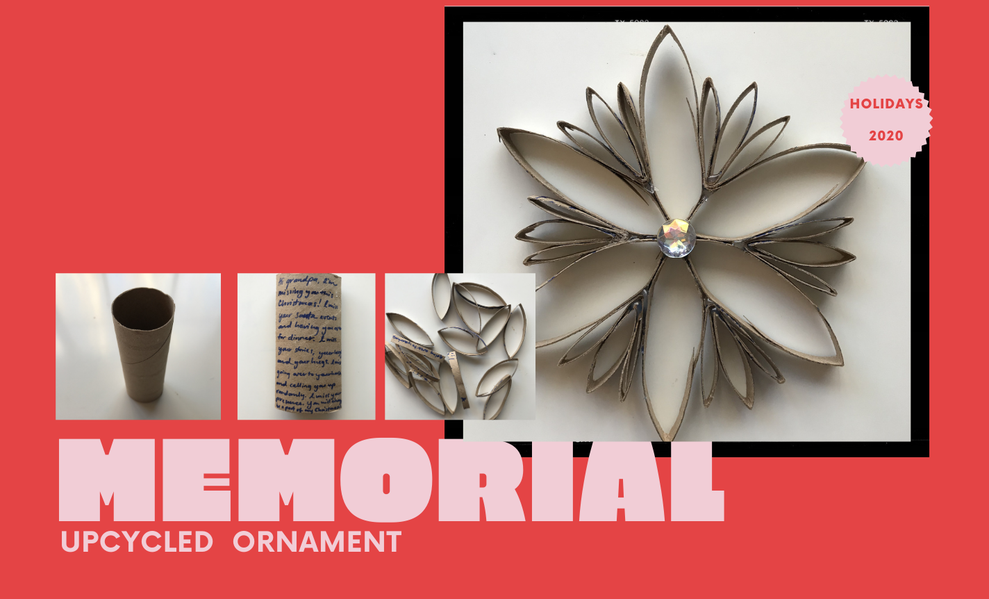 Upcycled Memorial Ornaments