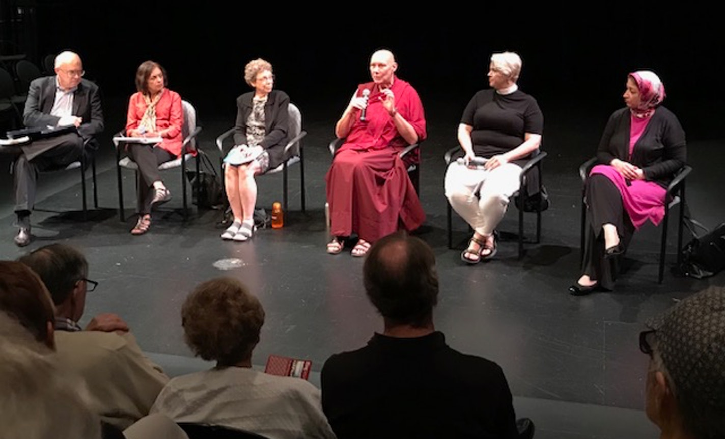 Interfaith Panel on Death and Dying