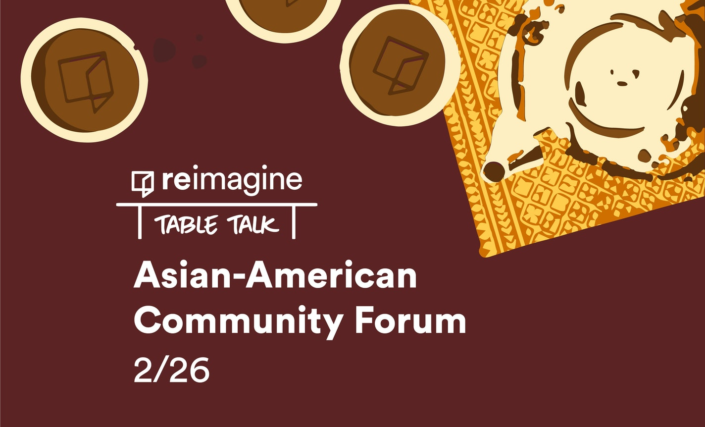 Table Talk: Asian-American Community Forum