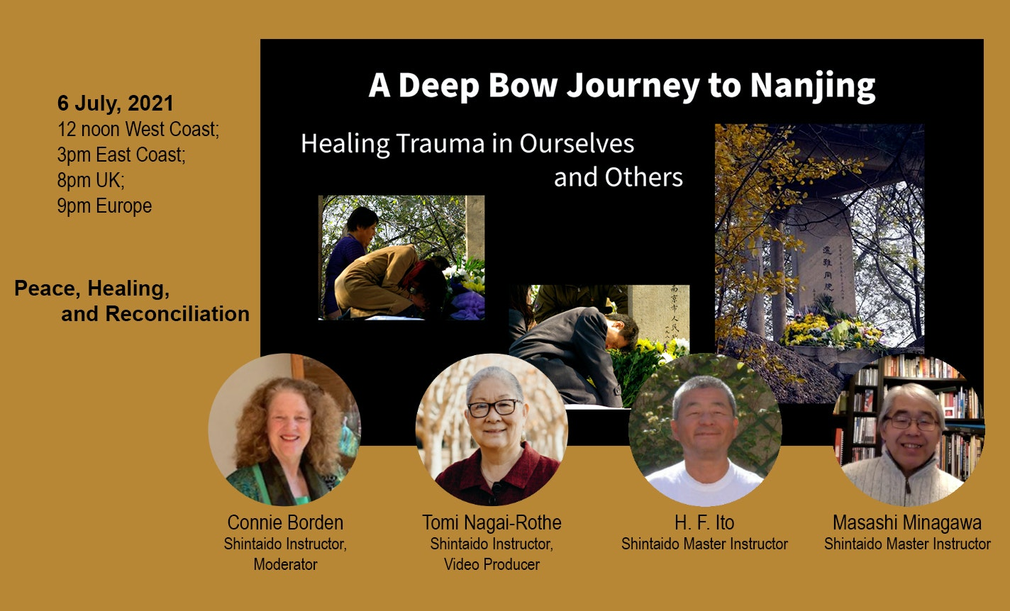 A Deep Bow Journey: Healing Trauma in Ourselves and Others