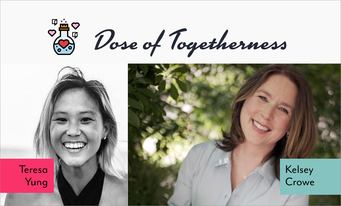 Dose of Togetherness with Kelsey Crowe