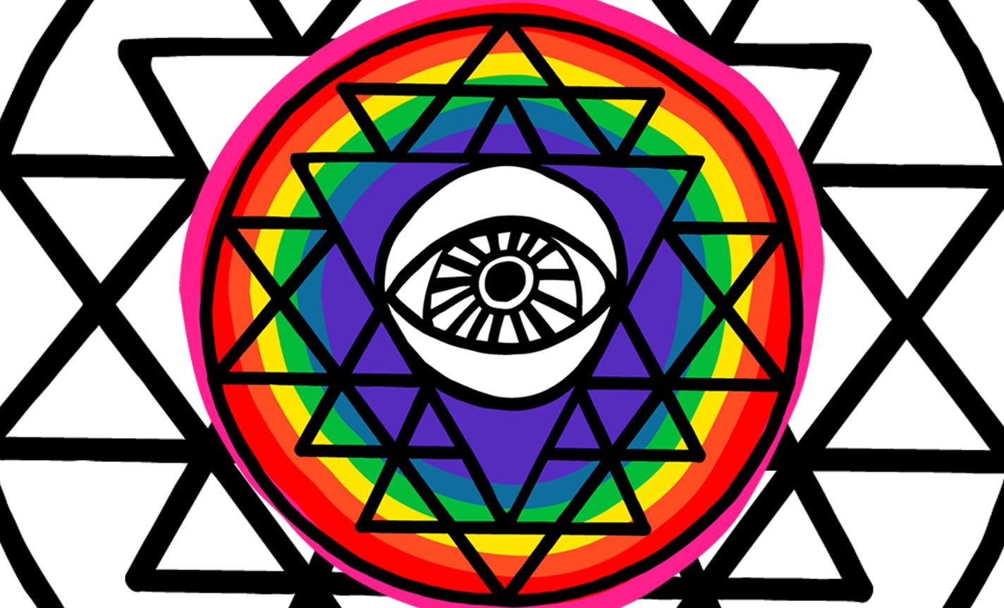 Kaleidoscope :: The Temple of Dreams