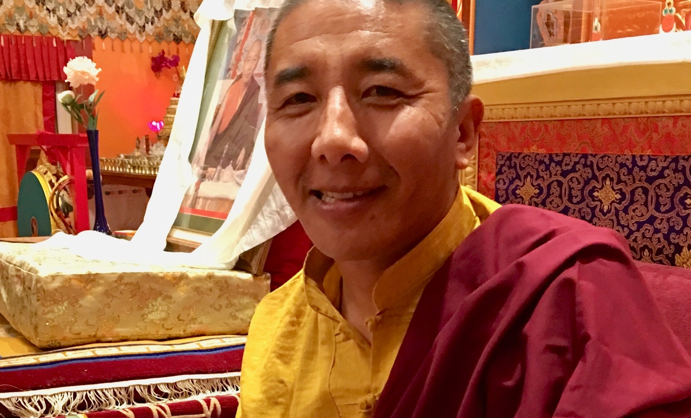 Transforming Suffering Into Compassion with Khenpo Paljor