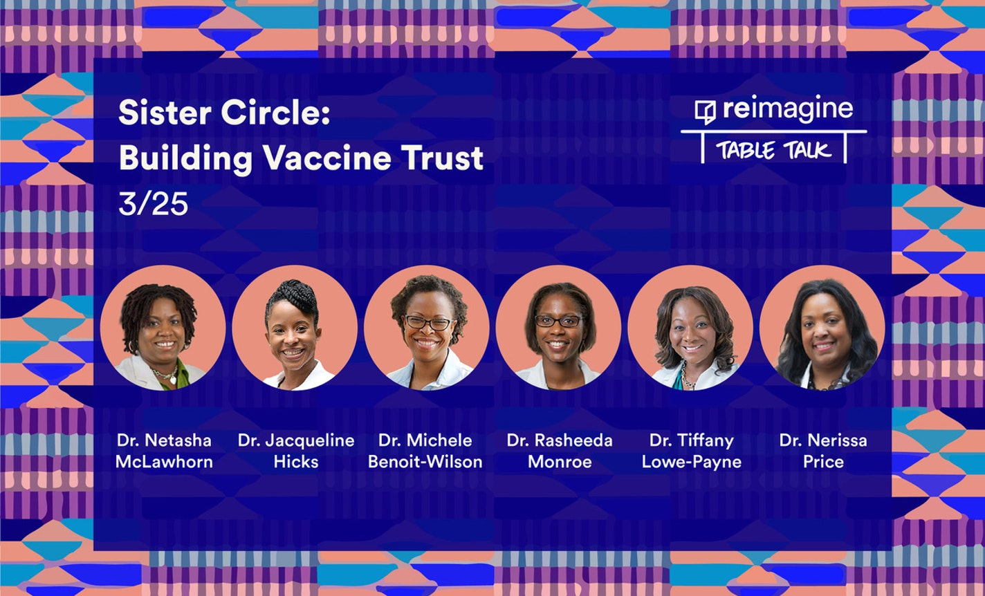 Sister Circle: A Model for Building COVID-19 Vaccine Trust