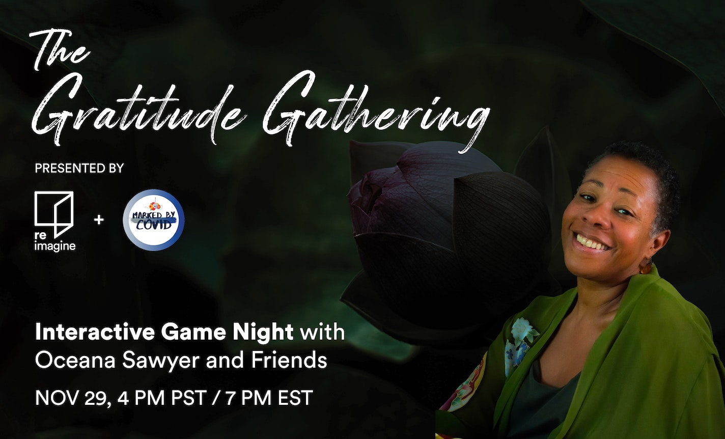 The Gratitude Gathering: Game Night with Oceana and Friends