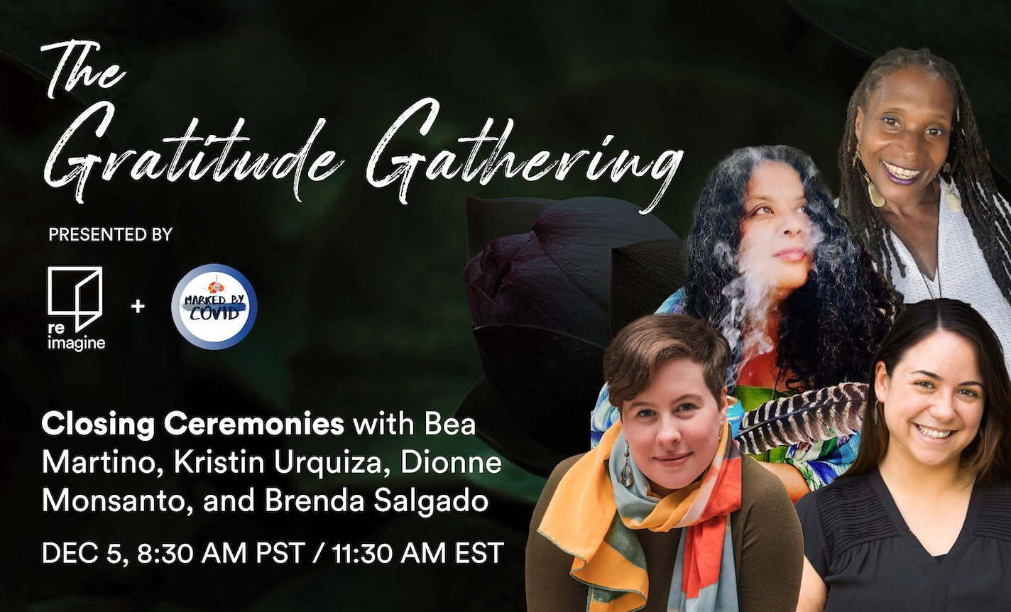 The Gratitude Gathering: Recollect & Reconnect