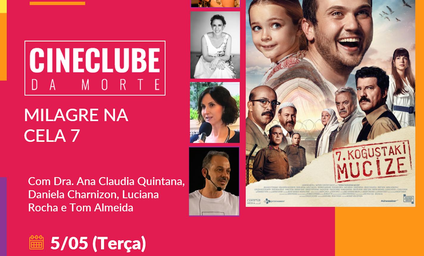 Sarau inFINITO | Cineclube da Morte- content in portuguese