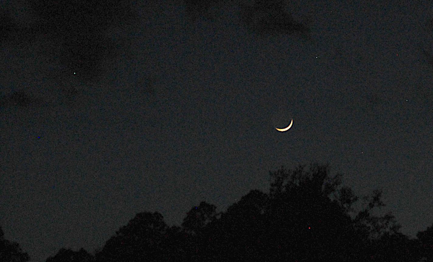 Moonset Gathering